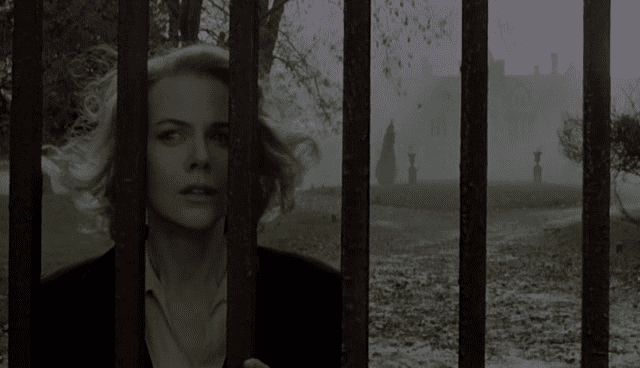 The Others (2001 film) movie scenes Special mention should be made of the brilliant performances from the entire cast Ms Kidman is in nearly every scene of the film and is perfect as this
