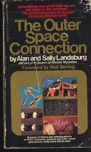 The Outer Space Connection Amazoncom The Outer Space Connection 9780553020922 Alan
