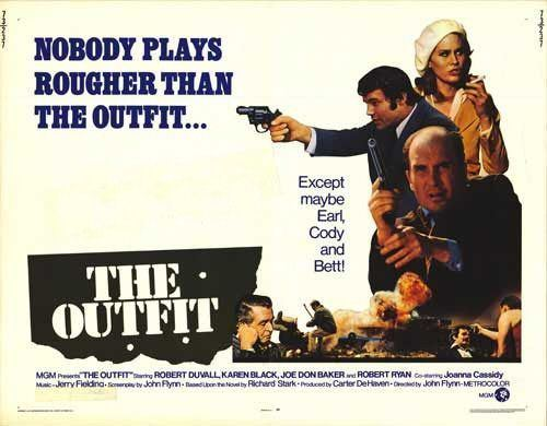 The Outfit (1973 film) Daily Grindhouse JOHN FLYNN RETROSPECTIVE THE OUTFIT 1973