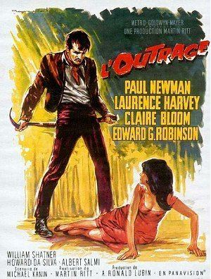 The Outrage The Outrage 1964 Films on the Box