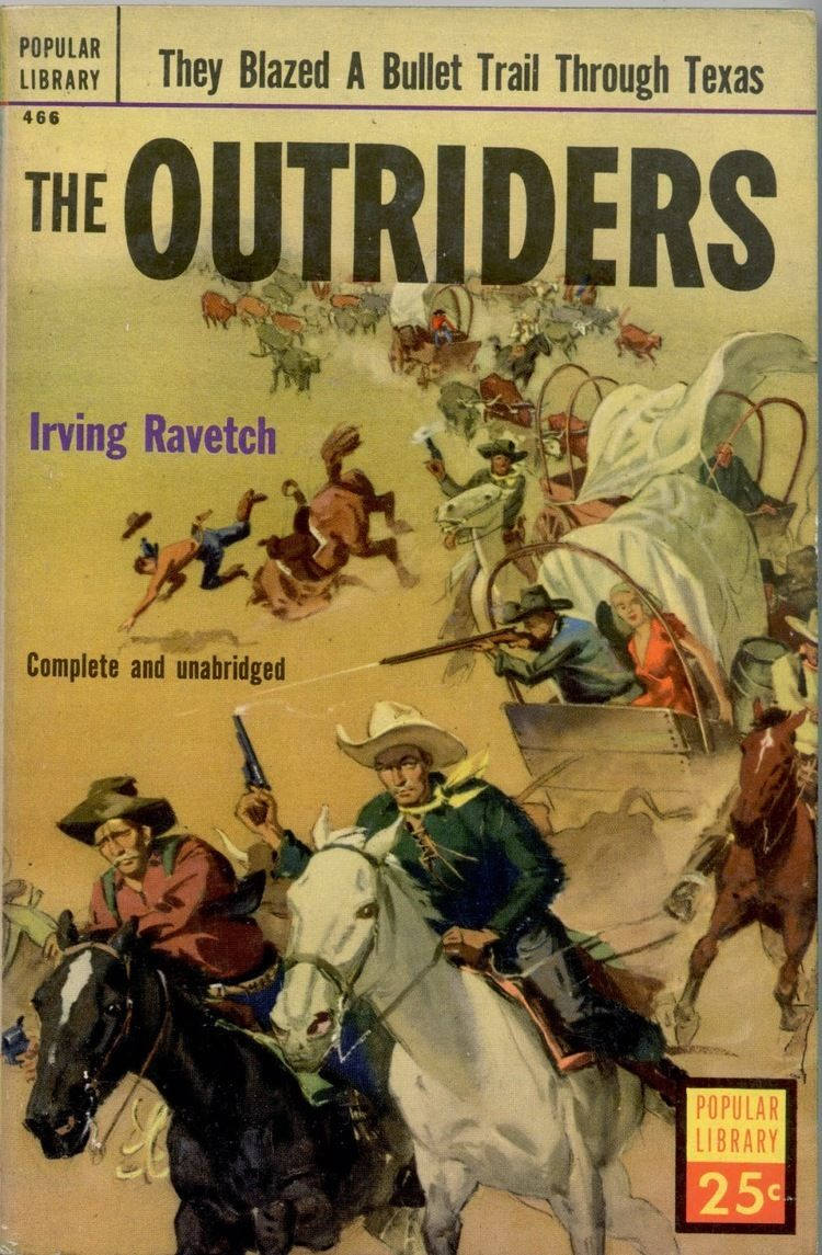 Happyotter THE OUTRIDERS 1950