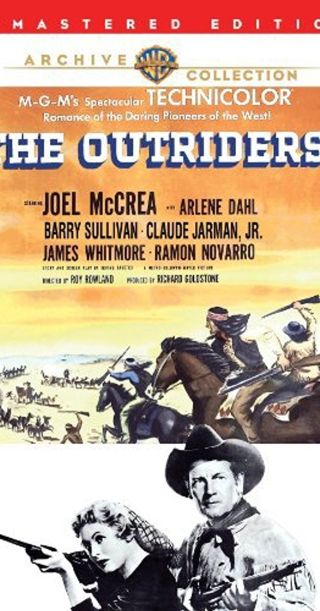 The Outriders 1950 IMDb