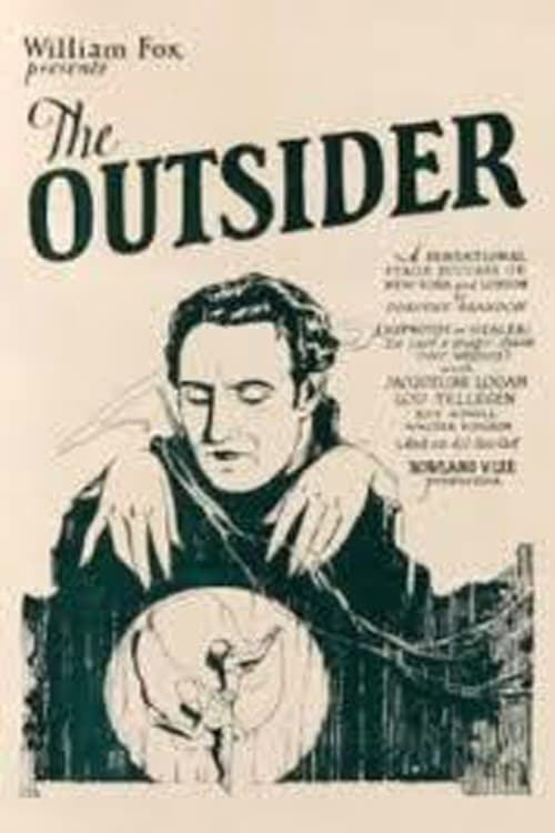 The Outsider (1926 film) The Outsider (1926 film)