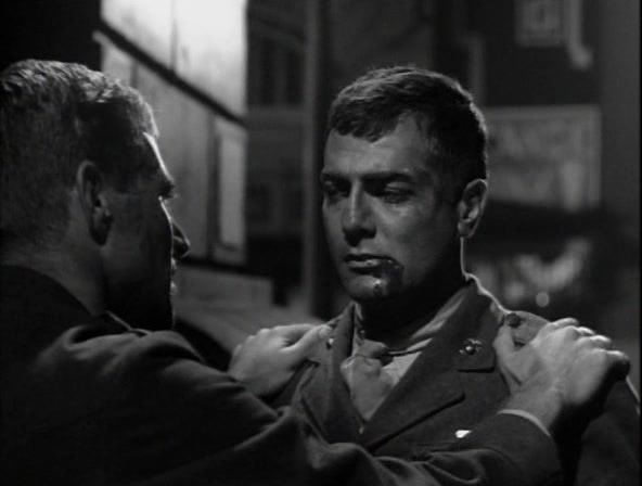 The Outsider (1961 film) The Outsider 1961 Delbert Mann Tony Curtis James Franciscus