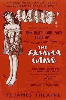 The Pajama Game httpsuploadwikimediaorgwikipediaenthumbf