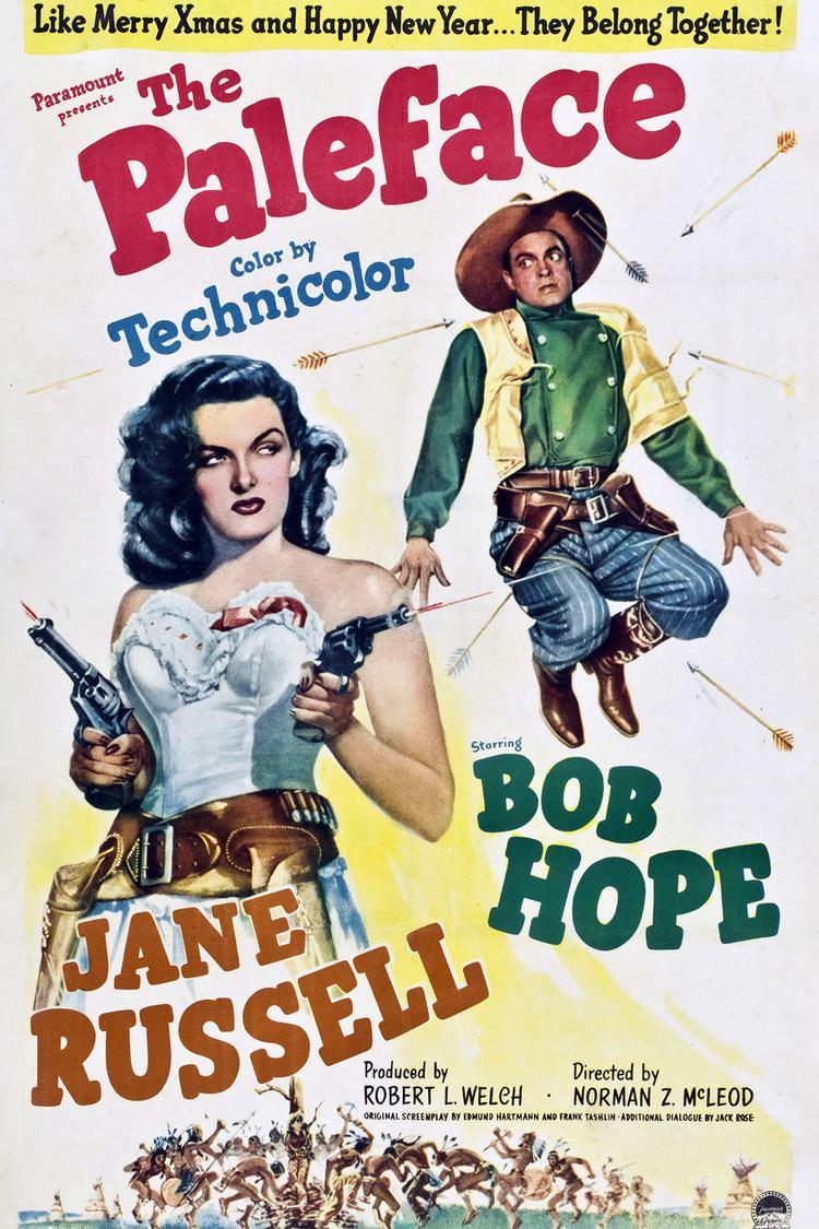 The Paleface (1948 film) wwwgstaticcomtvthumbmovieposters1854p1854p