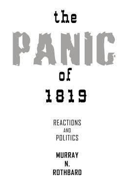 The Panic of 1819 (book) t0gstaticcomimagesqtbnANd9GcR3yV1PadLZz9ikj3