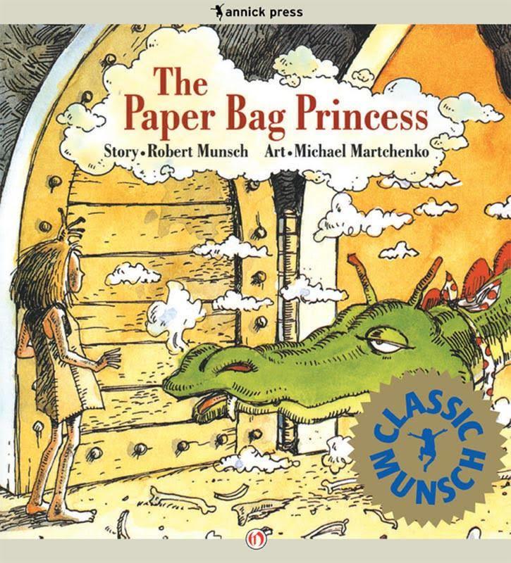 The Paper Bag Princess t3gstaticcomimagesqtbnANd9GcQrgonS6DCuRHQIQG