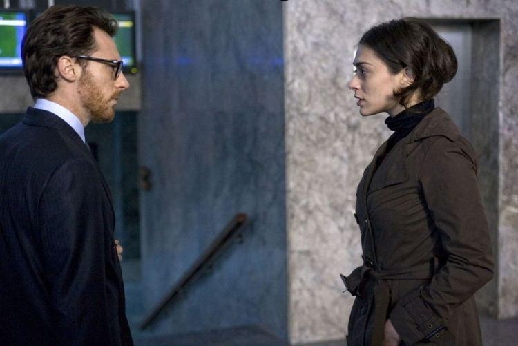 The Past Is a Foreign Land Elio Germano e Valentina Lodovini in una scena del film Il passato
