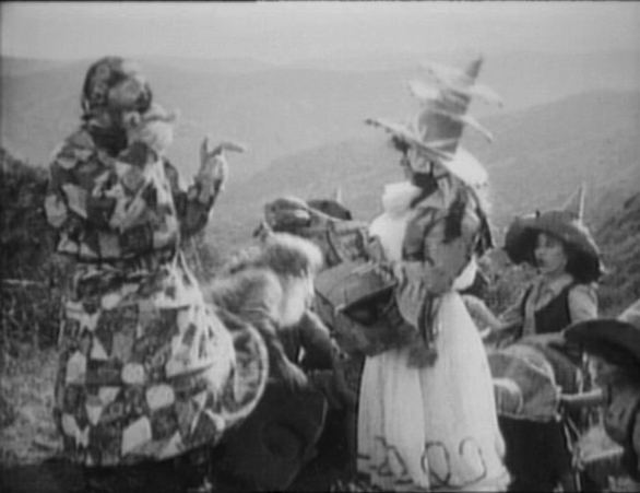 The Patchwork Girl of Oz (1914 film) The Patchwork Girl of Oz 1914 Dreamland Cafe