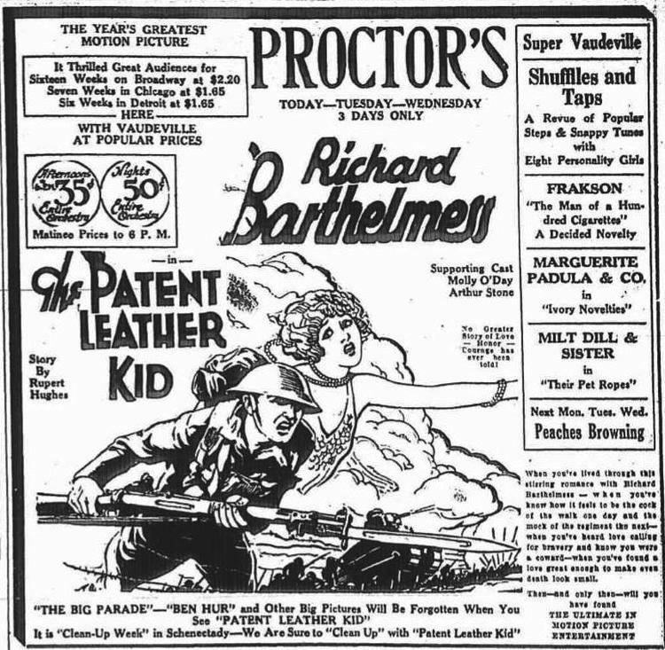 The Patent Leather Kid The Patent Leather Kid 1927 Starring Richard Barthelmess and Molly