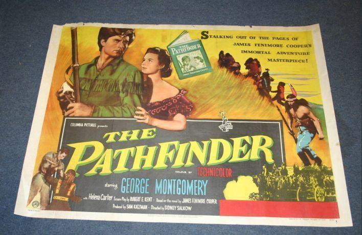 The Pathfinder (1952 film) The Pathfinder 1952 film Alchetron the free social encyclopedia