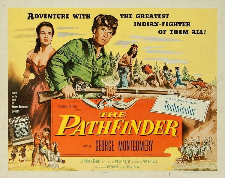 The Pathfinder (1952 film) The Pathfinder 1952 Sidney Salkow Sidney Salkow Pinterest