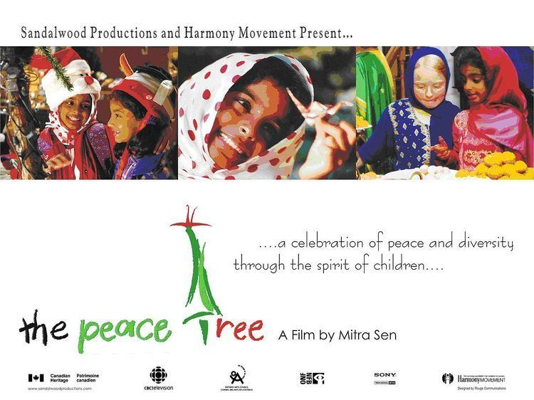 The Peace Tree movie poster