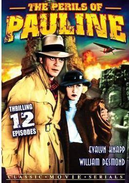 The Perils of Pauline (1933 serial) The Perils of Pauline 1933 serial Wikipedia