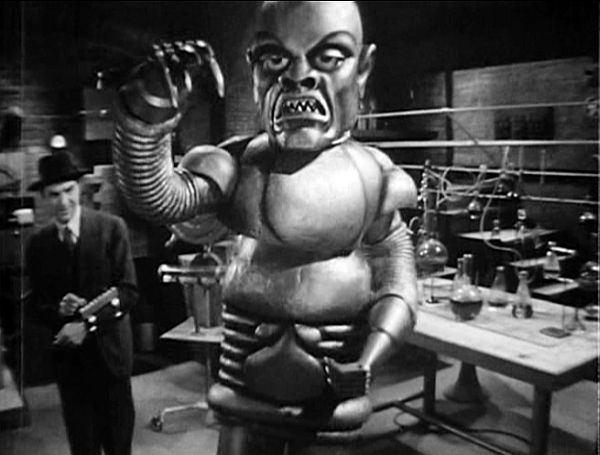 The Phantom Creeps Phantom Creeps 1939 All 12 Episodes Public Domain Video Dailymotion