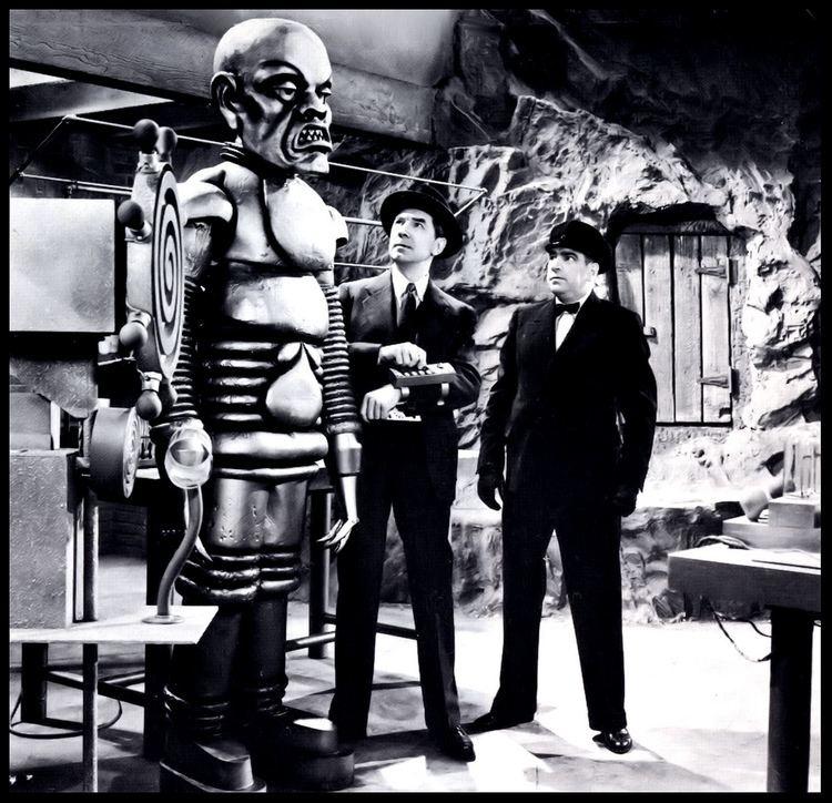 The Phantom Creeps Day 15 The Phantom Creeps 1939 Monster Movie Kid
