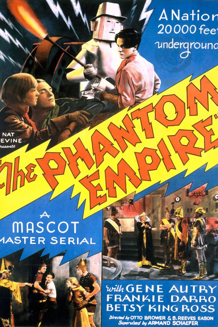 The Phantom Empire wwwgstaticcomtvthumbmovieposters6483p6483p
