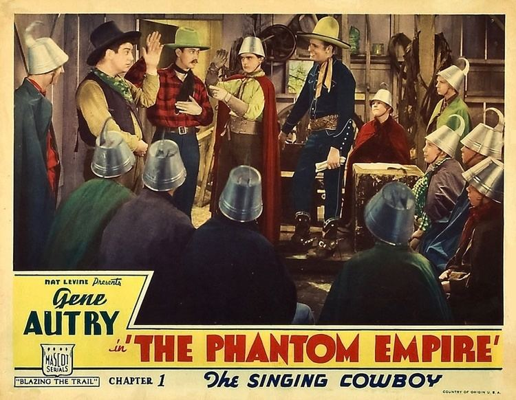 The Phantom Empire The Phantom Empire Scifist
