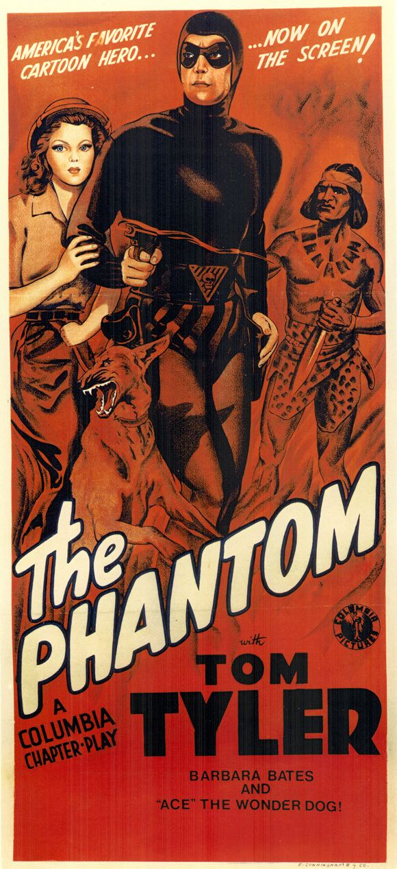 The Phantom (serial) The Phantom Movie Serial 1943 Permission To Kill