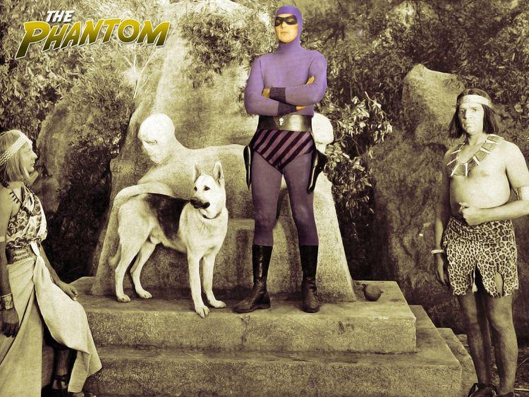 The Phantom (serial) Classic Movie Serial Review The Phantom 1943 Fortress of Solitude
