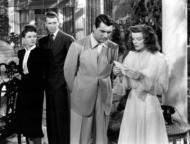 The Philadelphia Story (film) 1940 The Philadelphia Story Film 1940s The Red List