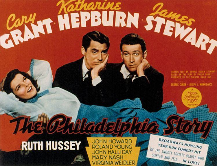 The Philadelphia Story (film) Movie Review The Philadelphia Story 1940