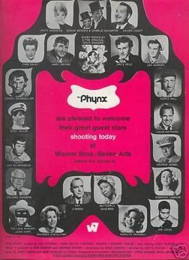 The Phynx movie poster