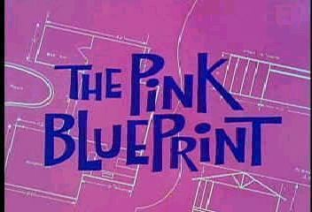 The Pink Blueprint movie poster