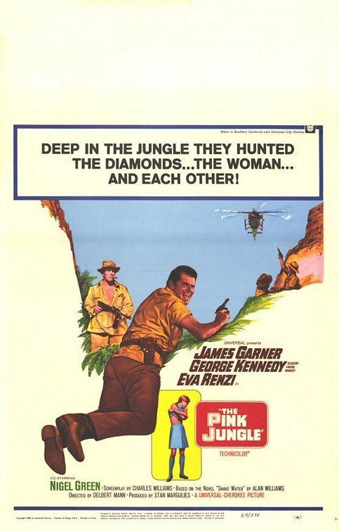The Pink Jungle The Pink Jungle Movie Poster IMP Awards