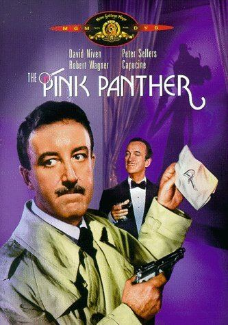 The Pink Panther (1963 film) Amazoncom The Pink Panther David Niven Peter Sellers Robert