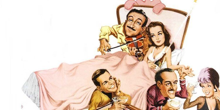 The Pink Panther (1963 film) 5 Movies like The Pink Panther 1963 Bumbling Genius itcher Magazine