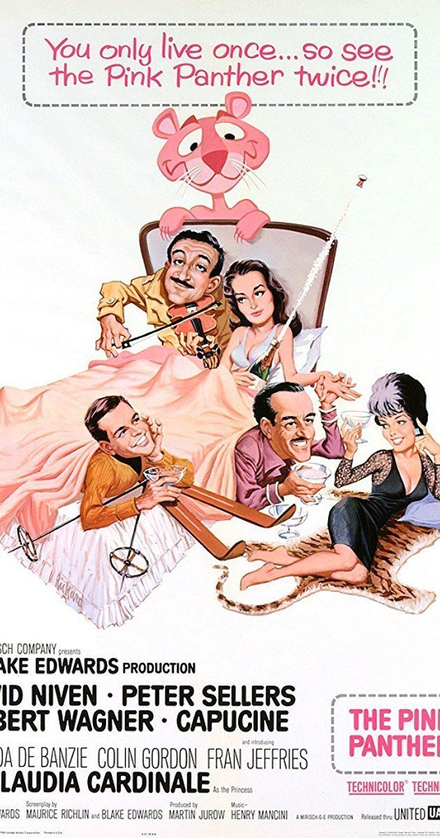 The Pink Panther (1963 film) The Pink Panther 1963 IMDb