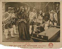 The Pit and the Pendulum (1913 film) httpsuploadwikimediaorgwikipediacommonsthu