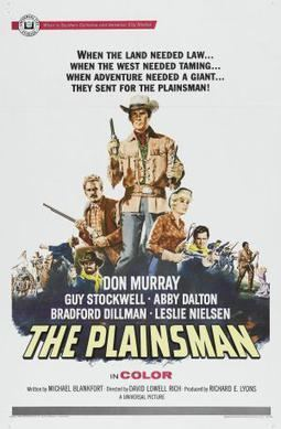 The Plainsman (1966 film) The Plainsman 1966 film Wikipedia