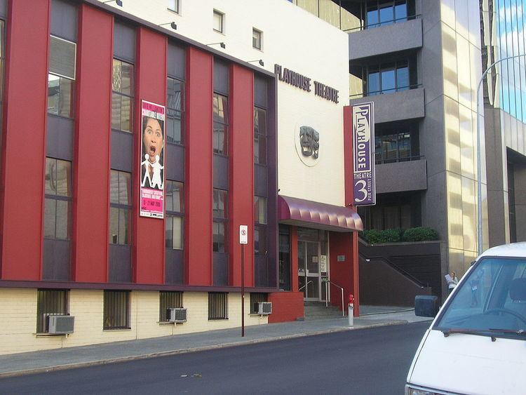 The Playhouse Theatre (Perth)
