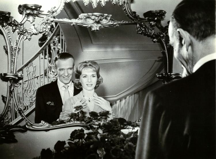 The Pleasure of His Company Greenbriar Picture Shows Fred Astaire Dances at Debbie Reynolds