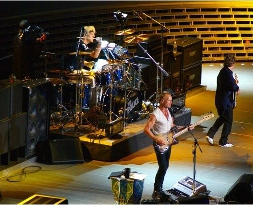 The Police discography