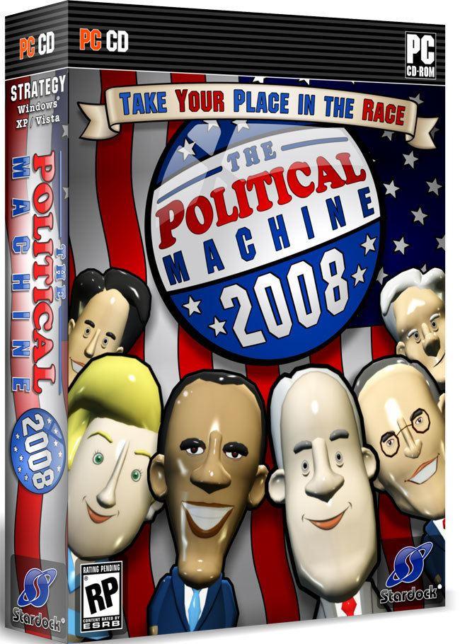 The Political Machine 2008 The Political Machine 2008 PC IGN