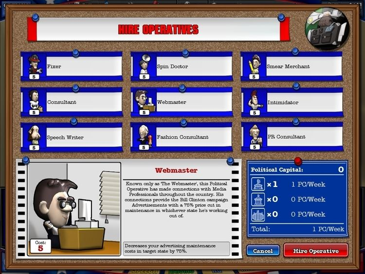 The Political Machine 2008 Review The Political Machine 2008 bitgamernet