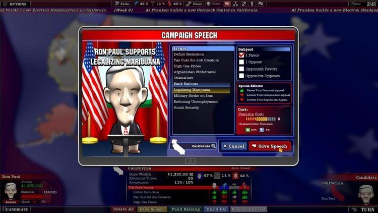 The Political Machine 2012 The Political Machine 2012 Game Giant Bomb