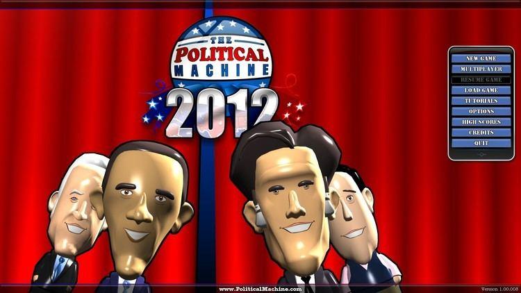 The Political Machine 2012 The Political Machine 2012 Review