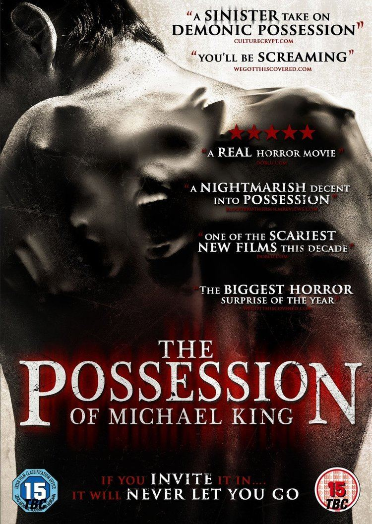 The Possession of Michael King The Possession of Michael King 2014 DVD Review UK Horror Scene