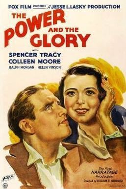 The Power and the Glory (1941 film) The Power and the Glory 1933 film Wikipedia