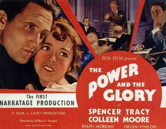 The Power and the Glory (1941 film) movie scenes Top 10 Fascinating Firsts In