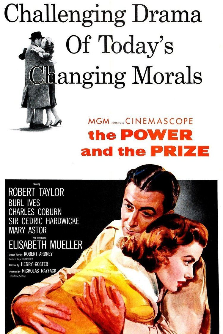 The Power and the Prize wwwgstaticcomtvthumbmovieposters7657p7657p