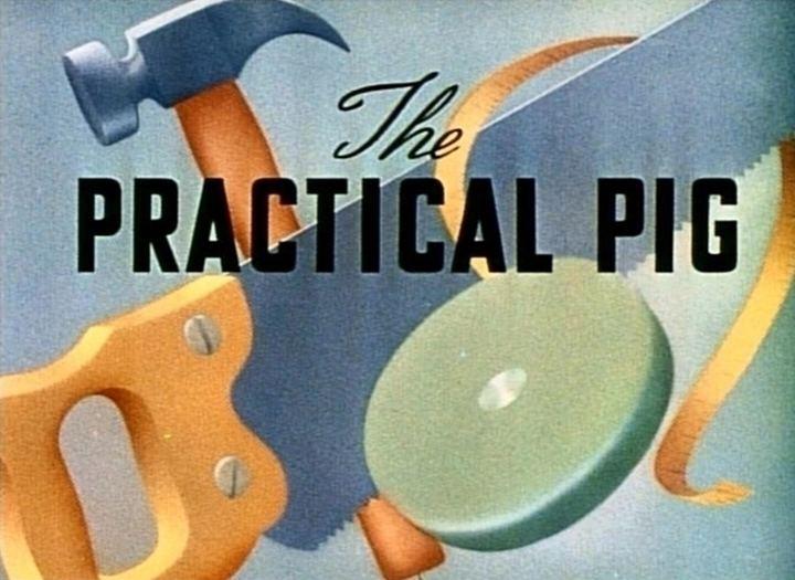 The Practical Pig The Practical Pig 1939 The Internet Animation Database