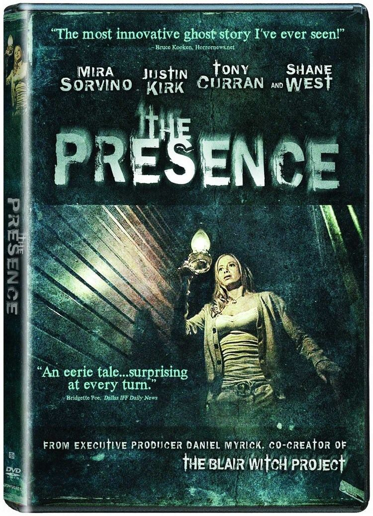 The Presence (film) Film Interview Tom Provost The Presence Lionsgate