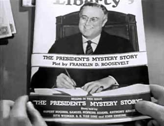 The President's Mystery Watch and Download The Presidents Mystery courtesy of Jimbo Berkey