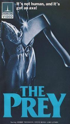 The Prey (1984 film) httpsuploadwikimediaorgwikipediaen22bThe